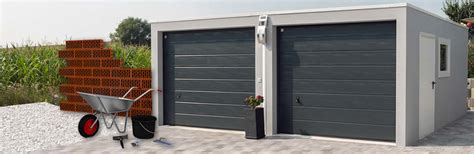 gemauerte garagen ob betonfertiggarage oder gemauerte garage garagen welt