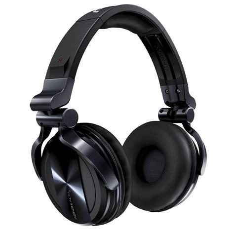 Headphone Pioneer Hdj 1500 Pioneer Dj Hdj 1500 K Dj Headphones Black