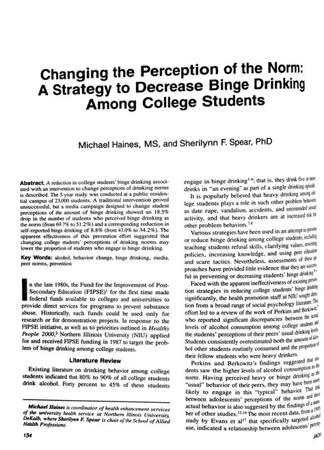 Perception Of Detox Diets Research Revie by Changing The Perception Of The Norm A Pdf