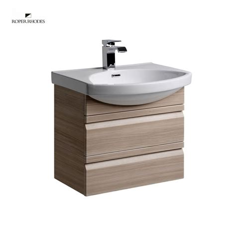 Wall Hung Basin Vanity Unit by Roper Profile 600mm Wall Hung Vanity Unit With