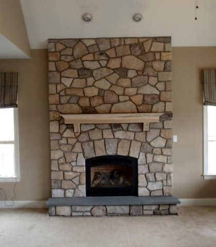 bluestone fireplace robinson flagstone hearths and mantels robinson flagstone