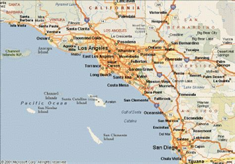 southern california coastline map israel times for those of you in the l a area