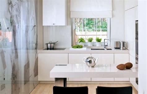 Modern high gloss kitchen in white ? 20 dream kitchens