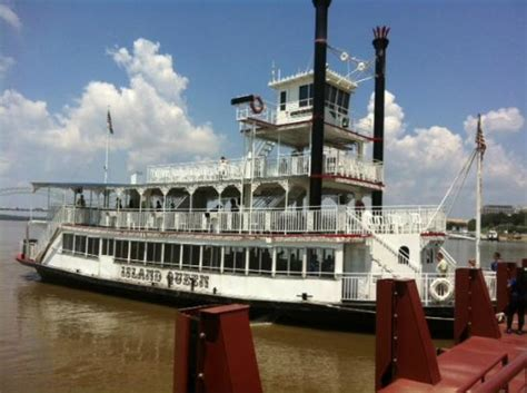 tennessee river boat tours island queen tour on mississippi river in memphis tn