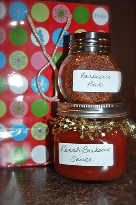 15 homemade food gift ideas for family and friends
