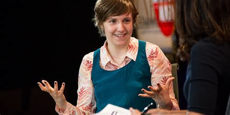 Ag Set Lena lena dunham inbound set for a sold out appearance at the englert theatre