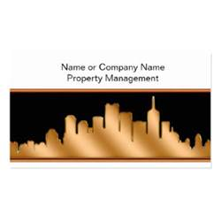 managing business cards property management business cards and business card