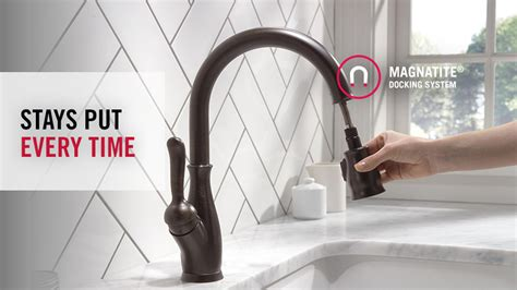 delta leland arctic stainless finish pull down sprayer kitchen faucet 610451 ebay delta leland single handle pull down sprayer kitchen
