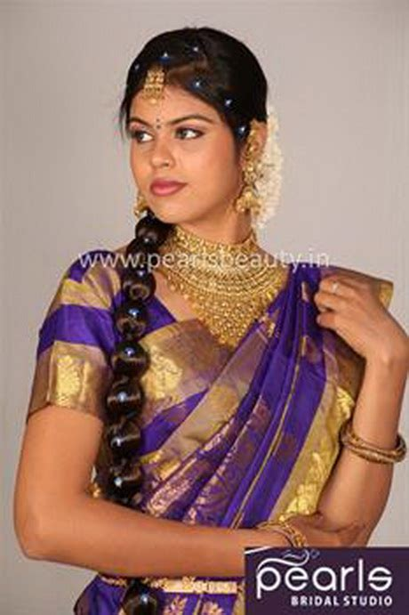 Wedding Hair Accessories In Chennai by Wedding Makeup Tamil Nadu Vizitmir