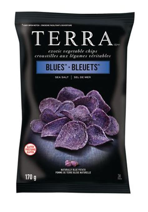 Blueduck Potato Chips terra blues potato chips walmart canada