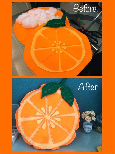 diy orange mask orange fruit costume felt orange things i ve craft fruit costumes