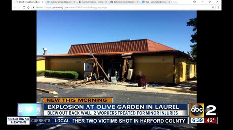 explosion tears through md olive garden