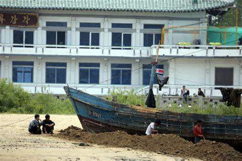north korean fishing boat japan north korea latest news spike in fishermen fleeing higher