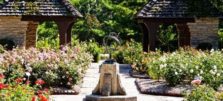 clare miles mills rose garden  greenwood park des