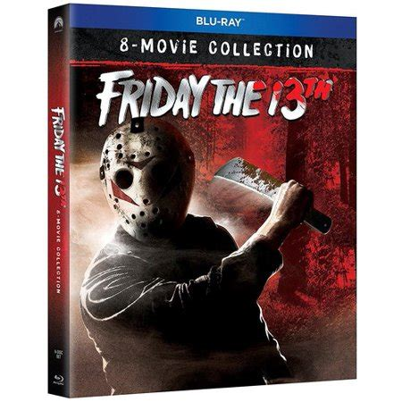 friday the 13th: the ultimate collection (blu ray