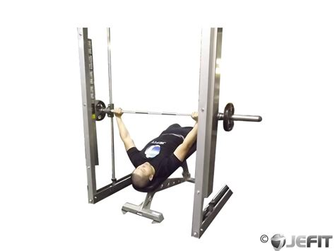 wide arm bench press smith machine wide grip decline bench press exercise