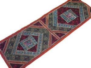 beautiful indian style tapestry sequin table