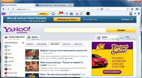 How To Search On Yahoo Remove Yahoo Toolbar And Search Yahoo Removal Guide