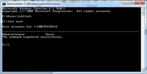 resetting windows vista password command prompt forgot administrator password windows 7