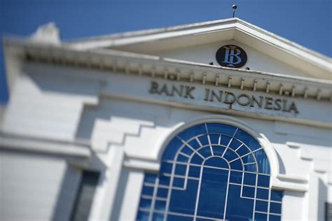 bank indonesia indonesia central bank pauses after four interest rate
