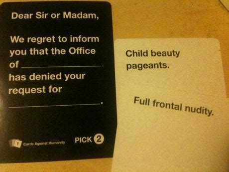 What Is The Best Gift Card - what are some of the best cards against humanity plays quora
