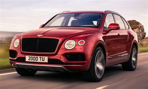 bentley suv 2018 2018 bentley bentayga v8 announced with 550 ps
