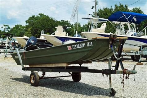 14 ft alumacraft jon boat alumacraft 14 ft jon boat boats for sale