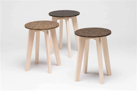 Sitting Stools by Zostera Stool Sitting On Washed Up Seagrass Materia