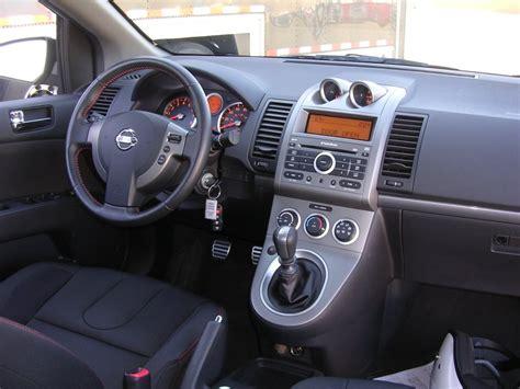 nissan sentra interior 2007 nissan sentra 2007 se r spec v modelo exclusivo en venta