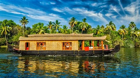 kerala boat house in december 19 most amazing places to visit in kerala in december