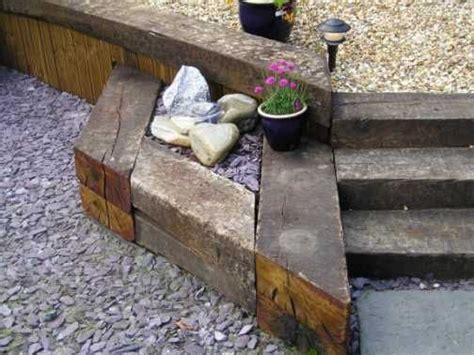 Railway Sleepers Bristol by 39 Best Images About Repurpose Railroad Ties On