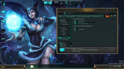 themes for windows 7 league of legends league of legends skinpack skinpack customize your