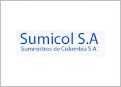 sumicol sa suministros de colombia epicos