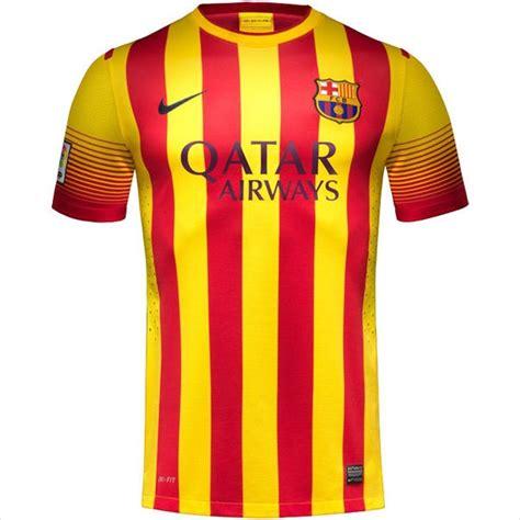 barcelona away jersey 2013 51 best soccer jerseys kits images on pinterest