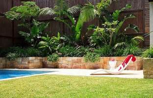 Tropical Backyard Landscaping Ideas My Landscaping Collection March 2015