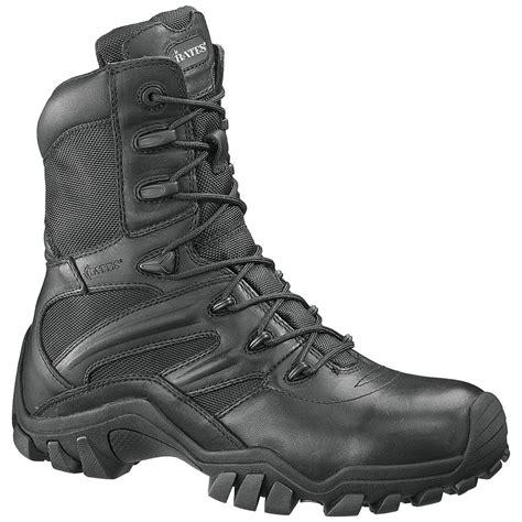 Sepatu Tactical Boots 8 Quot Bates S Bates 174 Delta 8 Side Zip Boots 164617 Combat