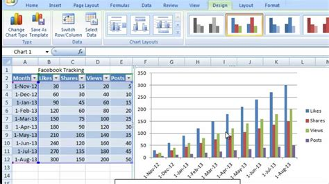 excel 2010 tutorial on charts how to create a dynamic pie chart in excel 2010 excel
