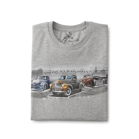 Kaos T Shirt Bad Boys Jaspirow Shopping 1 outdoor s graphic t shirt american bad boys by out of bounds