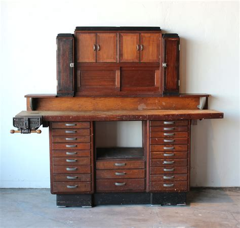 watchmakers bench for sale reserved for kelly mid century vintage antique industrial