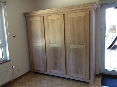 Armoire Chene Massif 3 Portes by Armoire 3 Portes Ch 234 Ne Massif Meubles Muller
