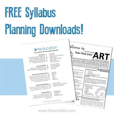 create a syllabus template free syllabus template never underestimate the influence of
