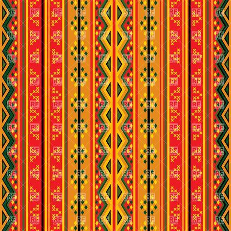 ethnic pattern art seamless ethnic geaometric pattern royalty free vector