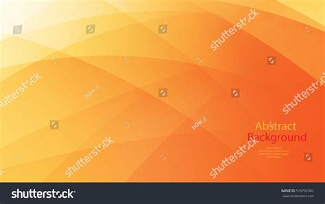 warm orange color warm orange color background abstract art stock vector