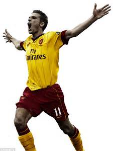 arsenals  yellow  kit revealed daily mail