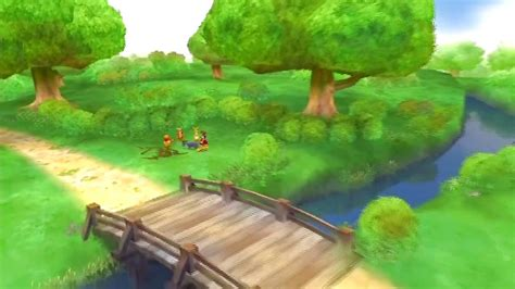 kingdom hearts pooh swing 100 acre wood 16 kingdom hearts youtube