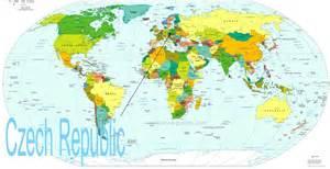 Prague World Map by World Map Prague Related Keywords Amp Suggestions World