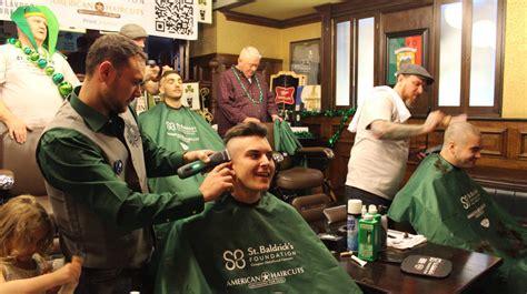 haircuts etc roswell ga r 237 r 225 irish pub a st baldrick s event
