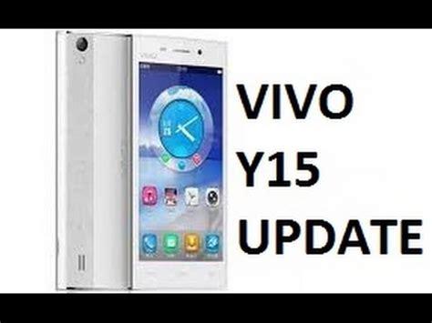 Update Hp Vivo Y15 5 91 Mb Vivo Y15 Update 100 Work Guarantee Vivo Service Grbbr