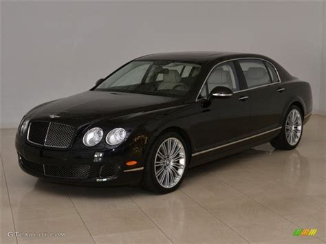 bentley continental flying spur black 2010 onyx black bentley continental flying spur speed