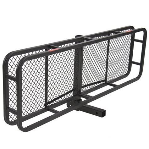 Collapsible Truck Rack by 60 Quot Folding Cargo Carrier Luggage Rack Hauler Truck Or